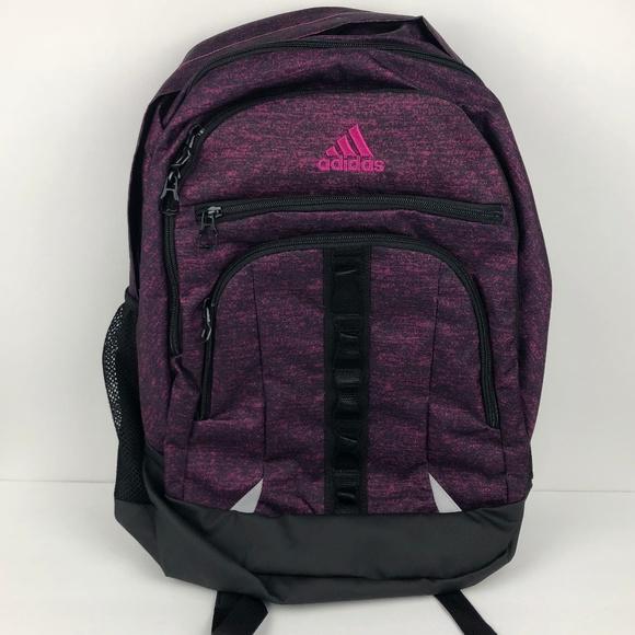 9c9c56c692f9 adidas Other - Adidas Prime lll Laptop Bookbag Backpack Magenta